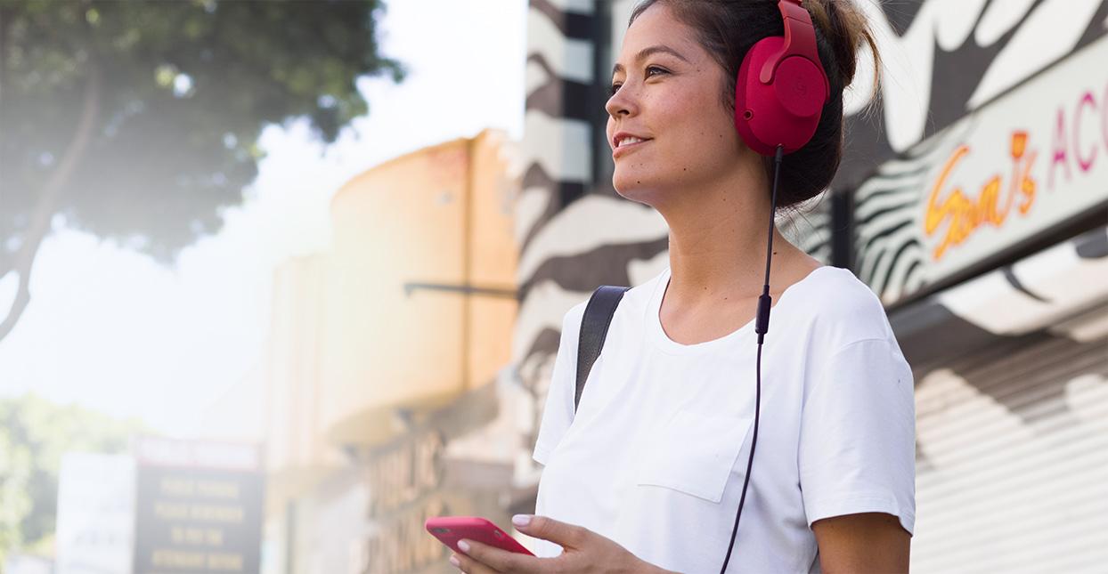 ข้อควรพิจารณาเมื่อเลือกซื้อหูฟังแบบครอบหู