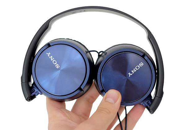 Sony Headphone with Mic. MDR ZX310AP
