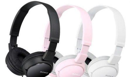 Sony MDR-ZX110 On-Ear Headphone