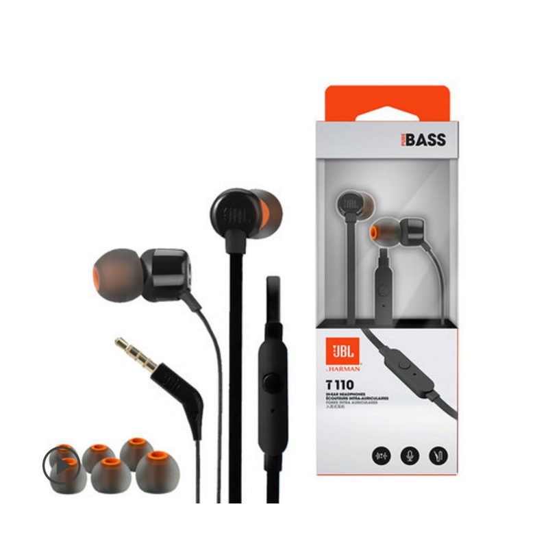 JBL T110 Headset