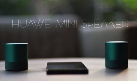 HUAWEI MINI SPEAKER ลำโพงพกพา สเตอริโอ 360