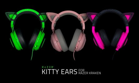RAZER KRAKEN KITTY QUARTZ