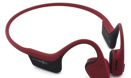 TREKZ AIR CANYON RED