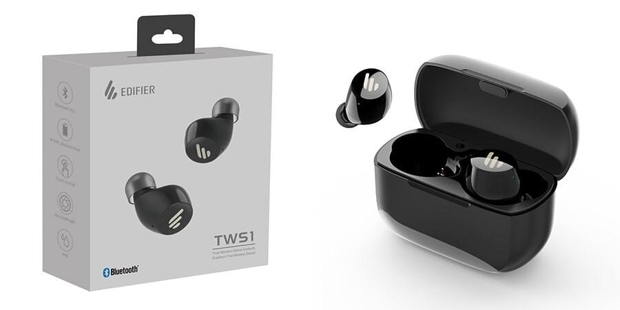 EDIFIER True Wireless Stereo Earbuds หูฟังไร้สาย รุ่น TWS1