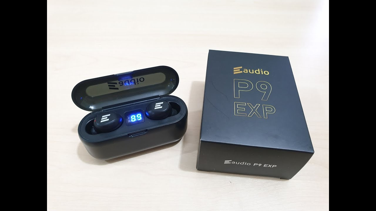 Eaudio P9 EXP True Wireless